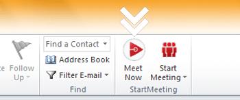 Startmeeting login